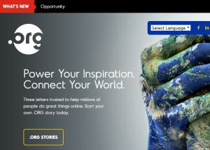 .Org Domain Name Marketing